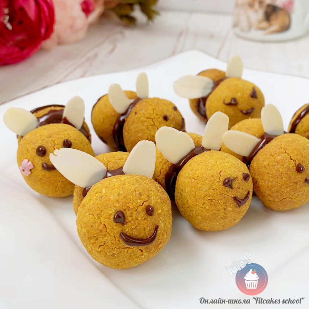 печенье Пчелки4