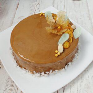 "ПП-торт ""Бейлиз""КБЖУ на 100г 190/9/8/25"