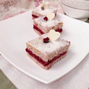 ПП-Кокосово-вишневый кейк