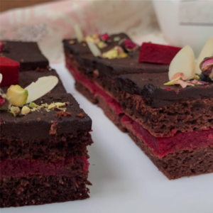 Техасский шоколадный кейк